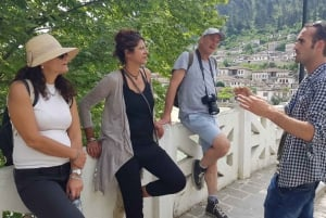 Berat: Historic City Walking-Tour