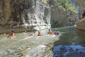 Berat: Osumi Canyon Tour