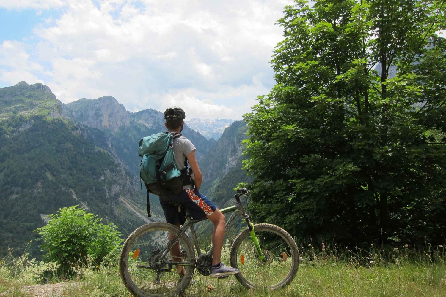 Cycling in Northern Albania and Kosovo