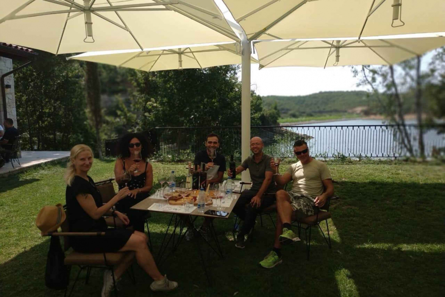 Durres, Cape of Rodon & Duka Winery and Vineyard Tour
