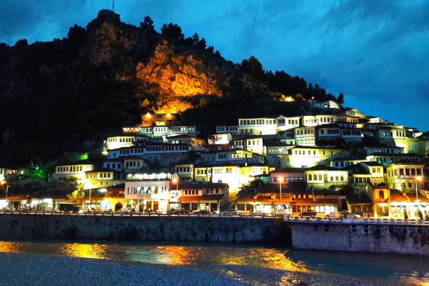 From Durrës or Tirana: Berat History and Wine Tasting Tour