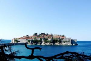 From Kotor: Cetinje, Budva, and Lovcen National Park