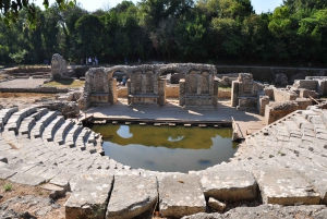 From Saranda: Butrint Archaeological Park Private Tour