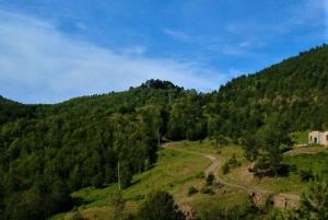 From Tirana: Hiking in Qafeshtama National Park