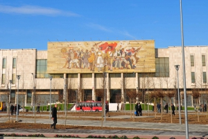 Highlights of Tirana 3-Hour Guided Walking Tour