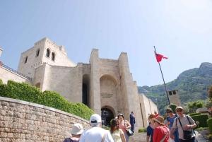 Krujë, Prezë Castle and Durres Tour