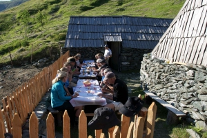 Tiran: Albanian Alps 6-Day Food & Hiking Tour