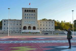 Tirana: Communist History Tour with Street Food