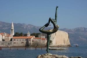 Tirana: Day Trip to Budva