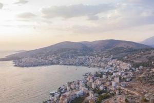 Tirana/Durres to Saranda via Gjirokastra: Private Transfer