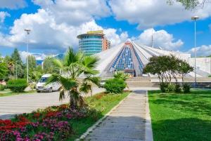 Tirana: Green Tirana Half-Day Walking Tour