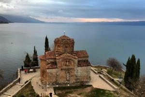 Tirana: Lake and Town Ohrid Day Trip
