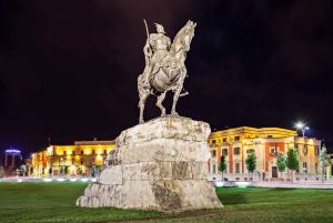 Tirana Walking Tour
