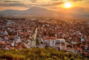 Transfer Between Skopje and Tirana and Prizren Half-Day Tour