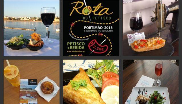 Portimão - the Tapas Capital of the World!