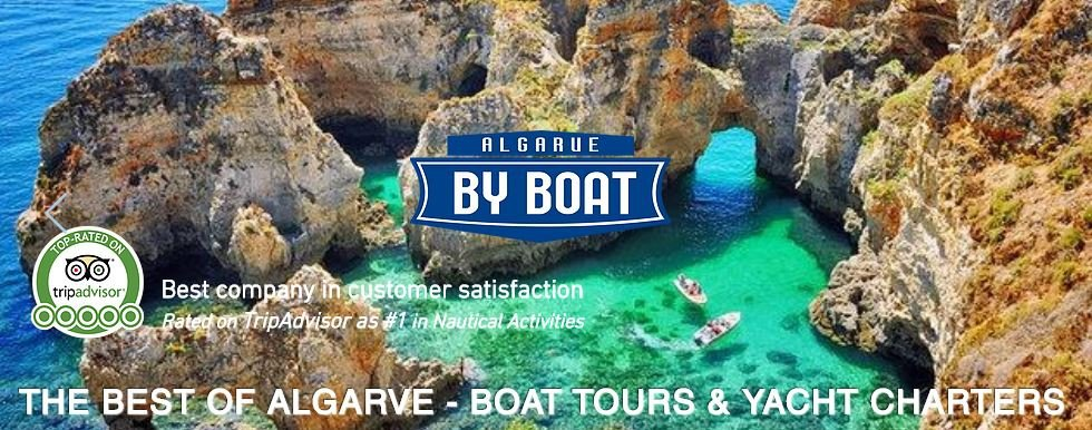 Algarve by Boat