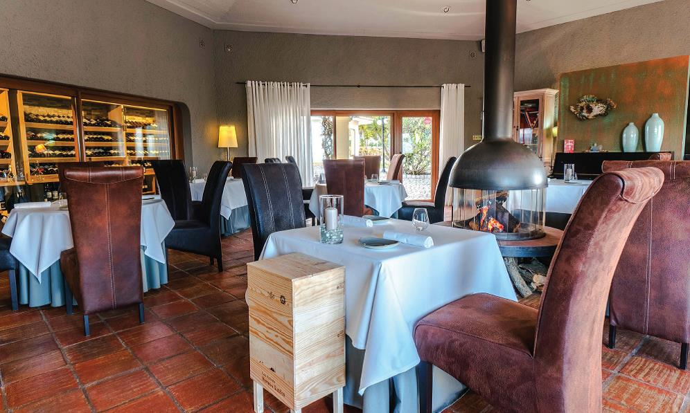 Bon Bon Restaurant Algarve
