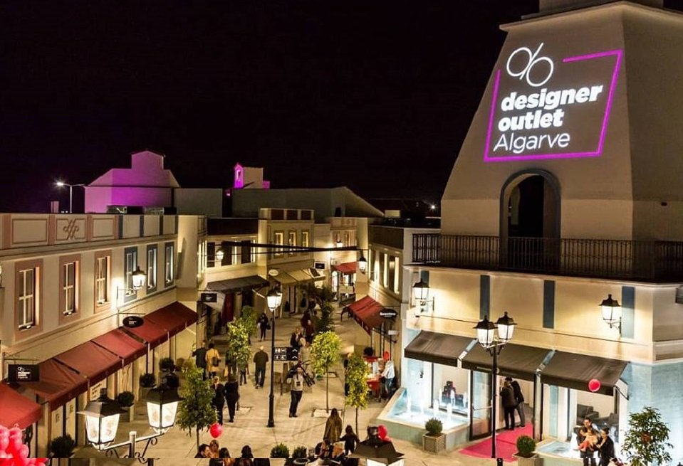 Designer outlet algarve in algarve my guide algarve for Outlet design
