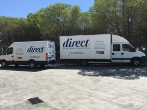 Direct Transport and Removals