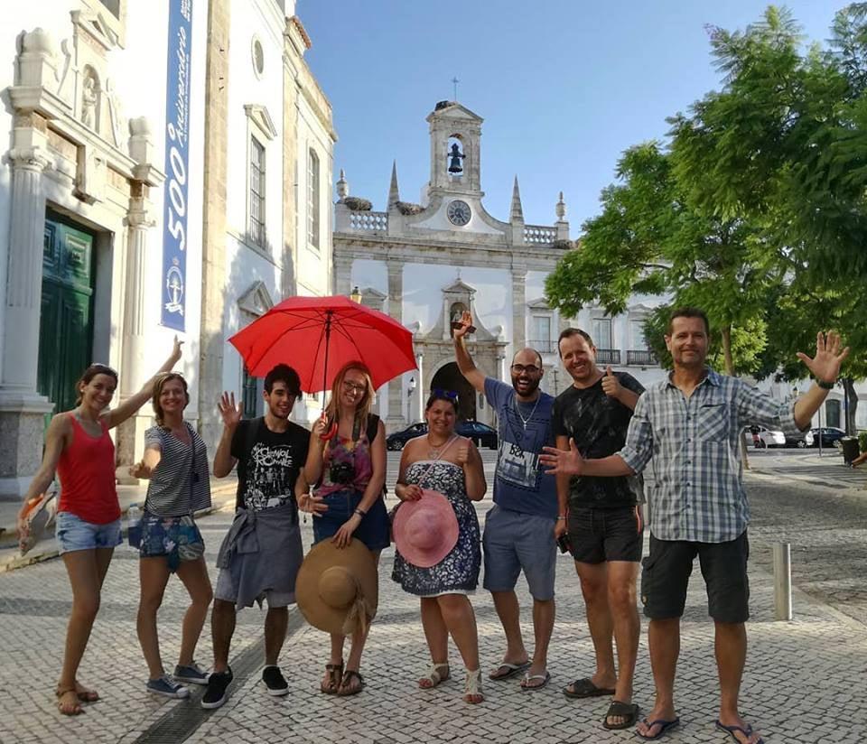 Faro Free Walking Tours