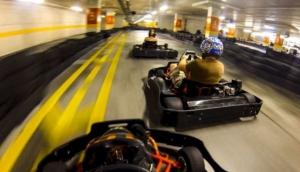 Hot Wheels Raceway Indoor Karting