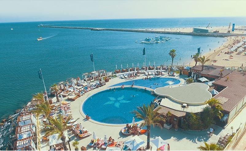 NoSoloAgua Beach Club Restaurant