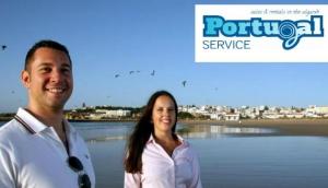 Portugal Service Sales in the Algarve