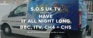S.O.S. UK TV