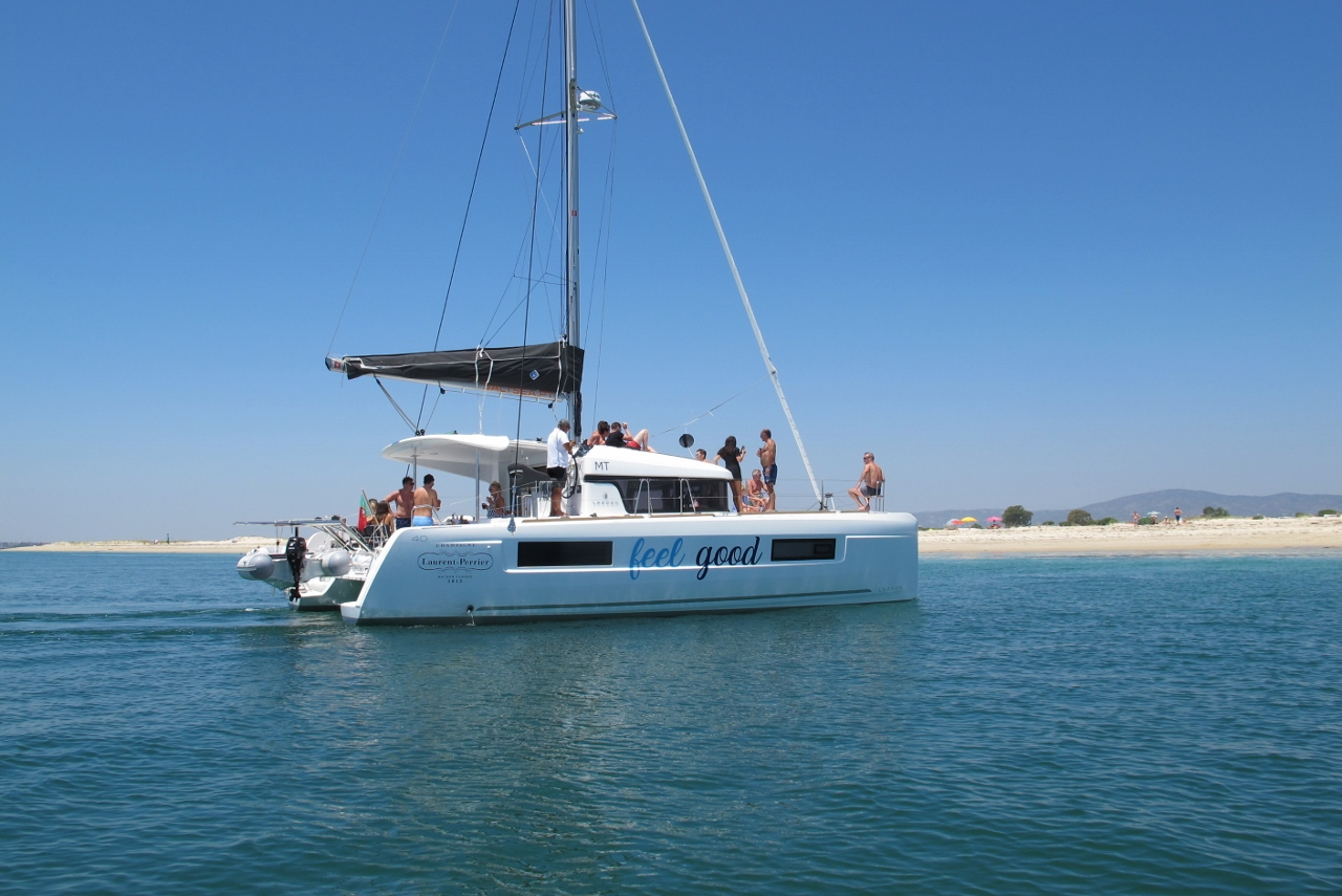 Salt & Sea Ria Formosa Boat Tours