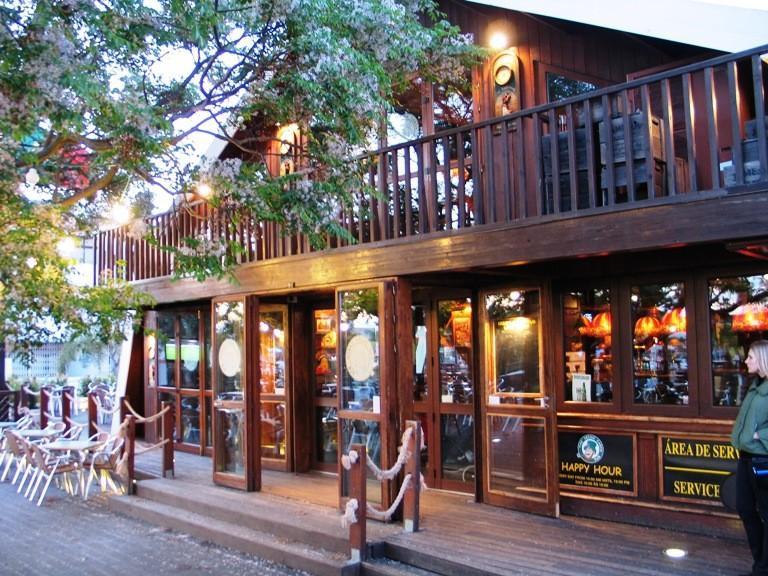 Albufeira Marina Bars And Restaurants