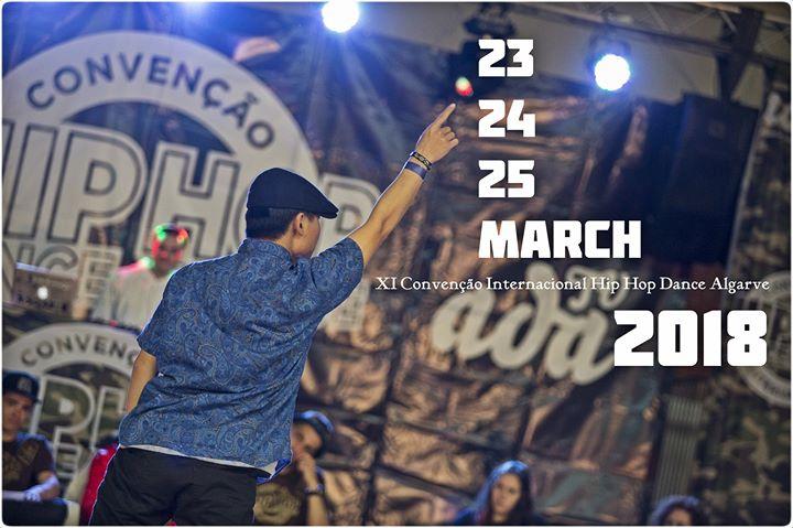 11ª Convenção Internacional Hip Hop Dance Algarve - Portugal