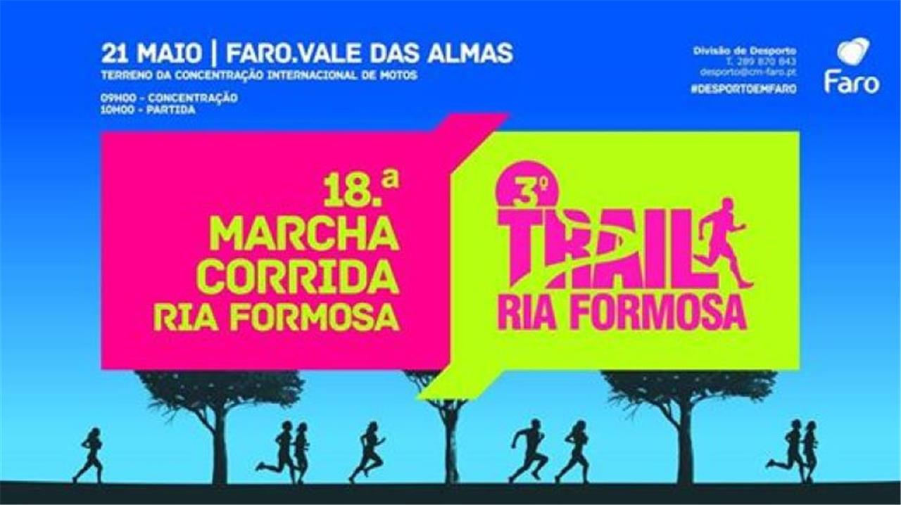 18th Run / Walk & 3rd Ria Formosa Trail