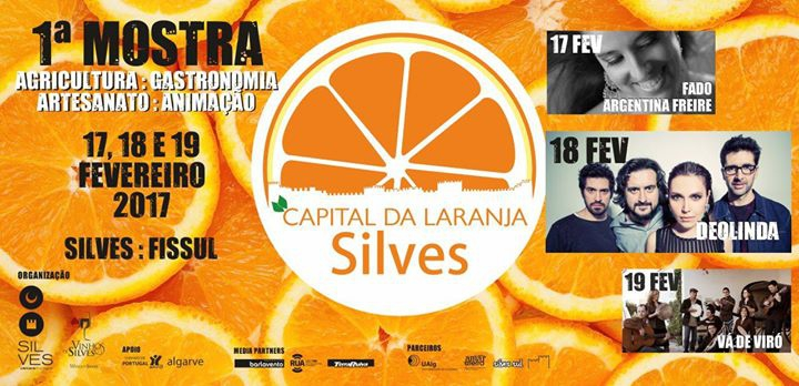 "1ª Mostra ""Silves Capital da Laranja"""