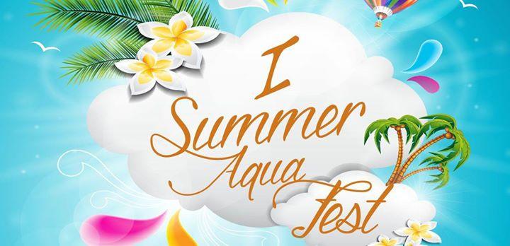1º Summer Aqua Fest