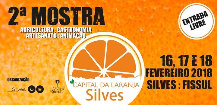 2.ª Mostra Silves Capital da Laranja