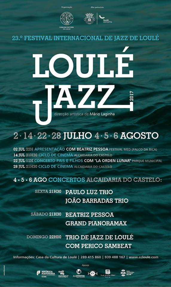 23rd International Jazz Festival in Loule