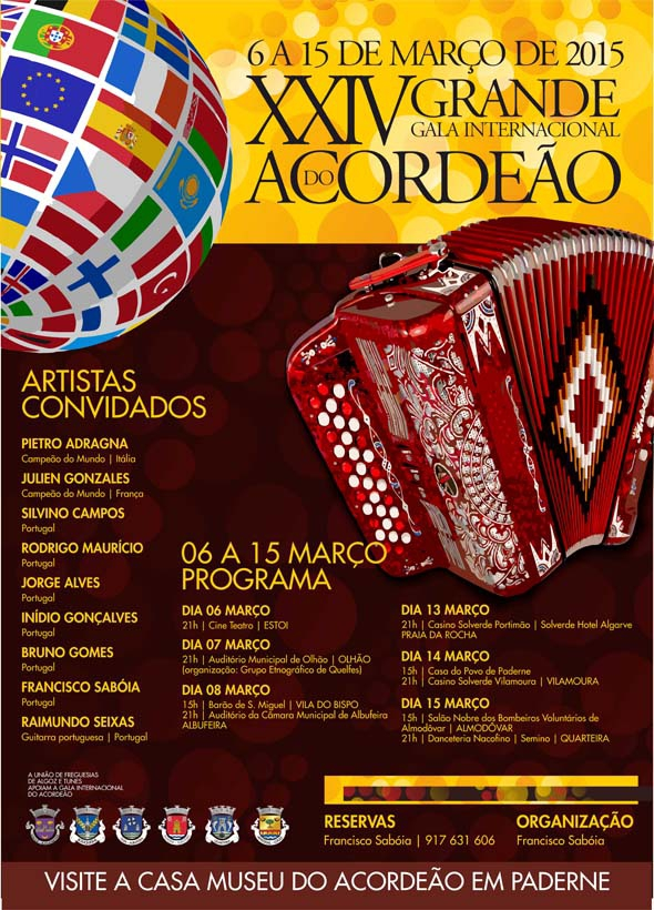 2th International Accordion Gala