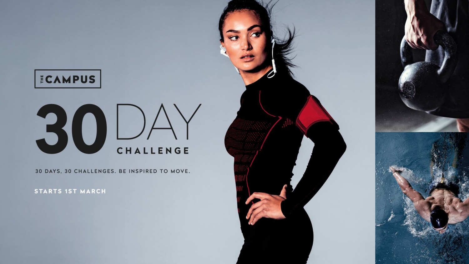 30 Day Challenge at The Campus