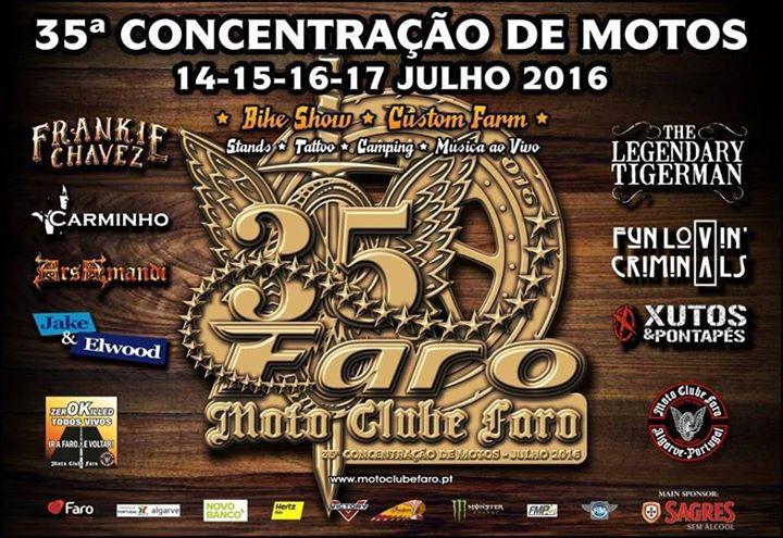 35ª Concentração Internacional de Faro.