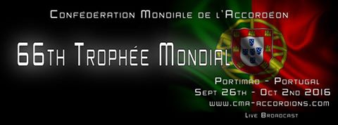 66th 'Trophée Mondial' Accordion Championship