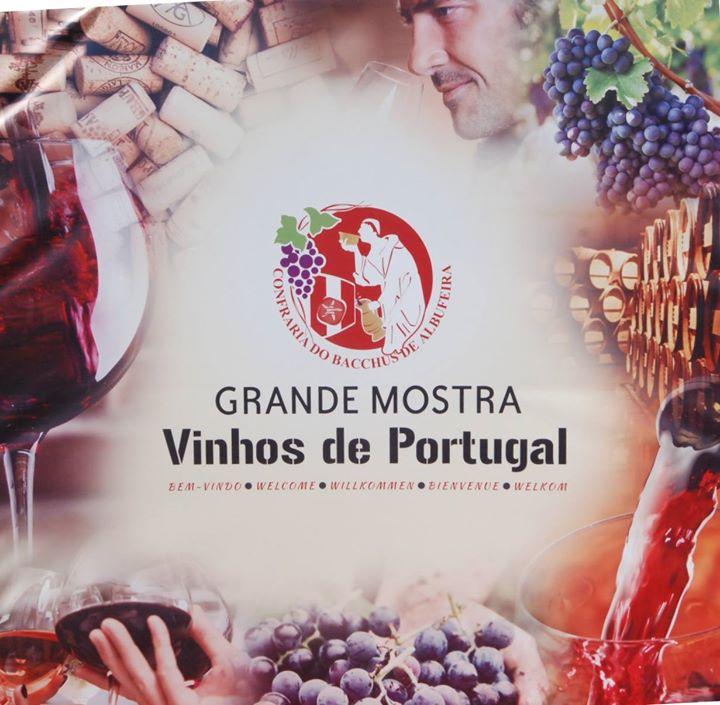 9ª Grande Mostra de Vinhos de Portugal