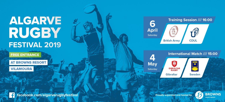 9th Algarve Rugby Festival 2019
