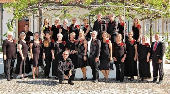 """A Continental Journey"" concert by the Coro dos Amigos"
