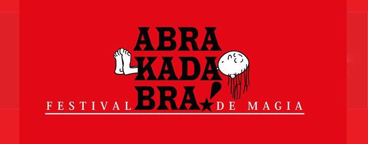 Abrakadabra é magia, é Luís de Matos
