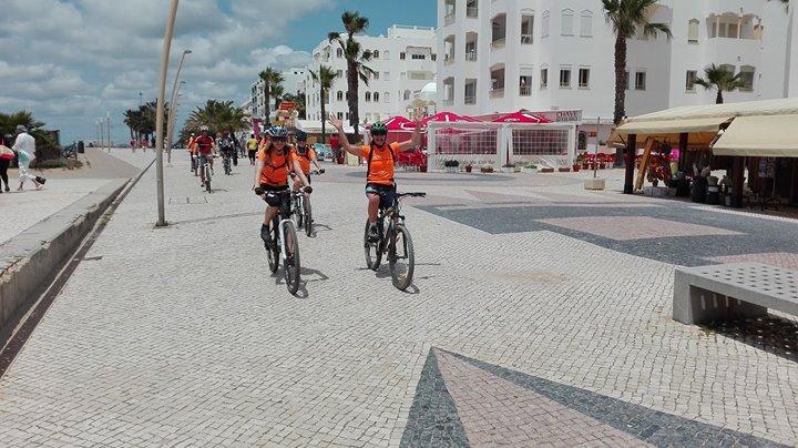 ACCA Charity bike ride 25 km