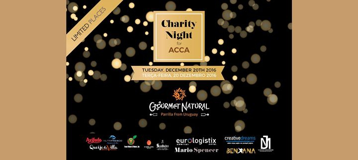 ACCA Charity Night at Gourmet Natural