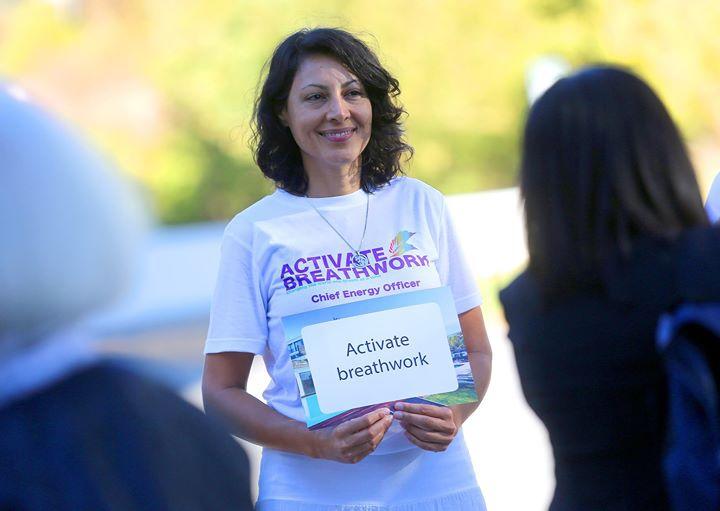 Active Breathwork Free Open Day