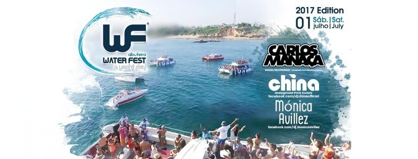 Albufeira Water Fest 2017