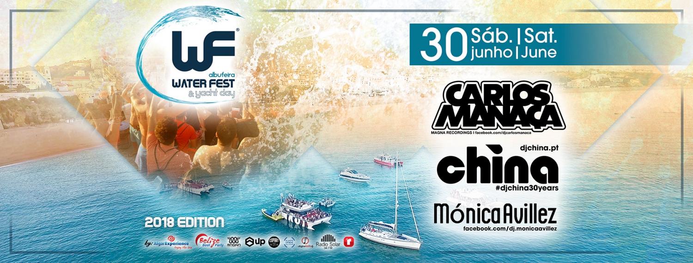 Albufeira WATER FEST & Yacht Day 2018