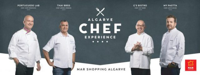 Algarve Chef Experience at MAR Shopping